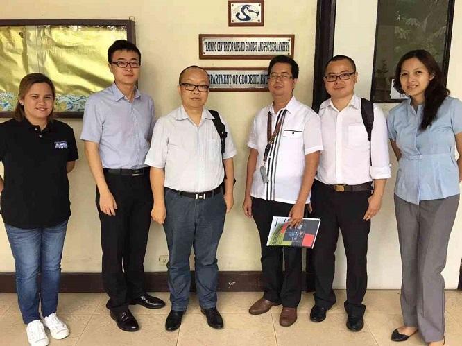 20160708041027085 - Hi-Target visited universities in Philippine