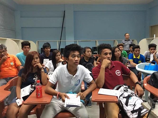 20160708041143328 - Hi-Target visited universities in Philippine