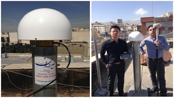 2016070804209058 - Hi-Target Reference System running in Iran
