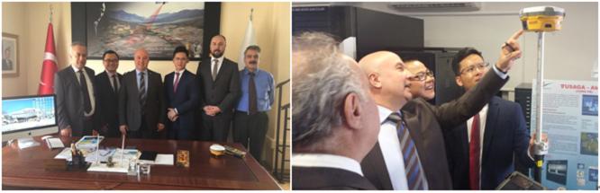 20160708044911303 - With Genesis, Hi-Target local dealer meeting held in Turkey