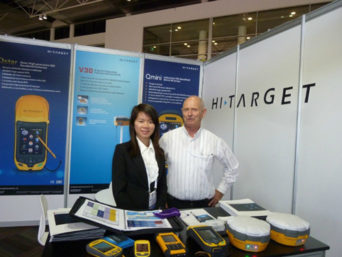 20160711014638144 - Hi-Target in Surveying & Spatial Sciences Conference 2013