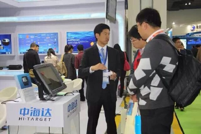 20160711094130792 - Hi-Target presented at the Third OI China in Shanghai