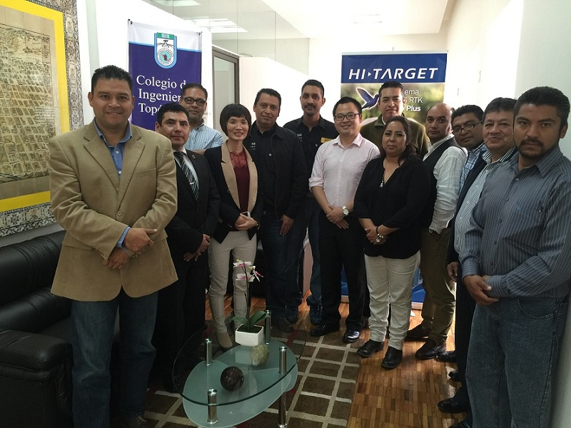 20160810052550450 - Hi-Target Sales Team Visiting Mexico for Market Research