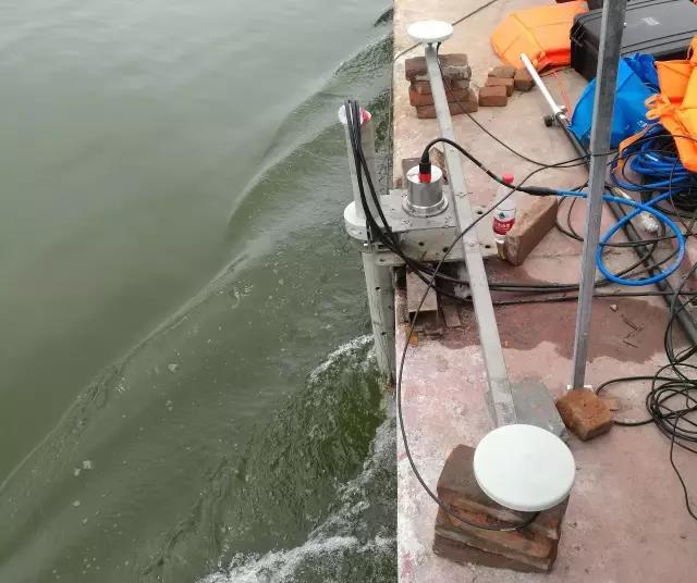 20171219040936802 - iBeam 8120 the Multi-beam Echo Sounder Application for Reservoir Measurement