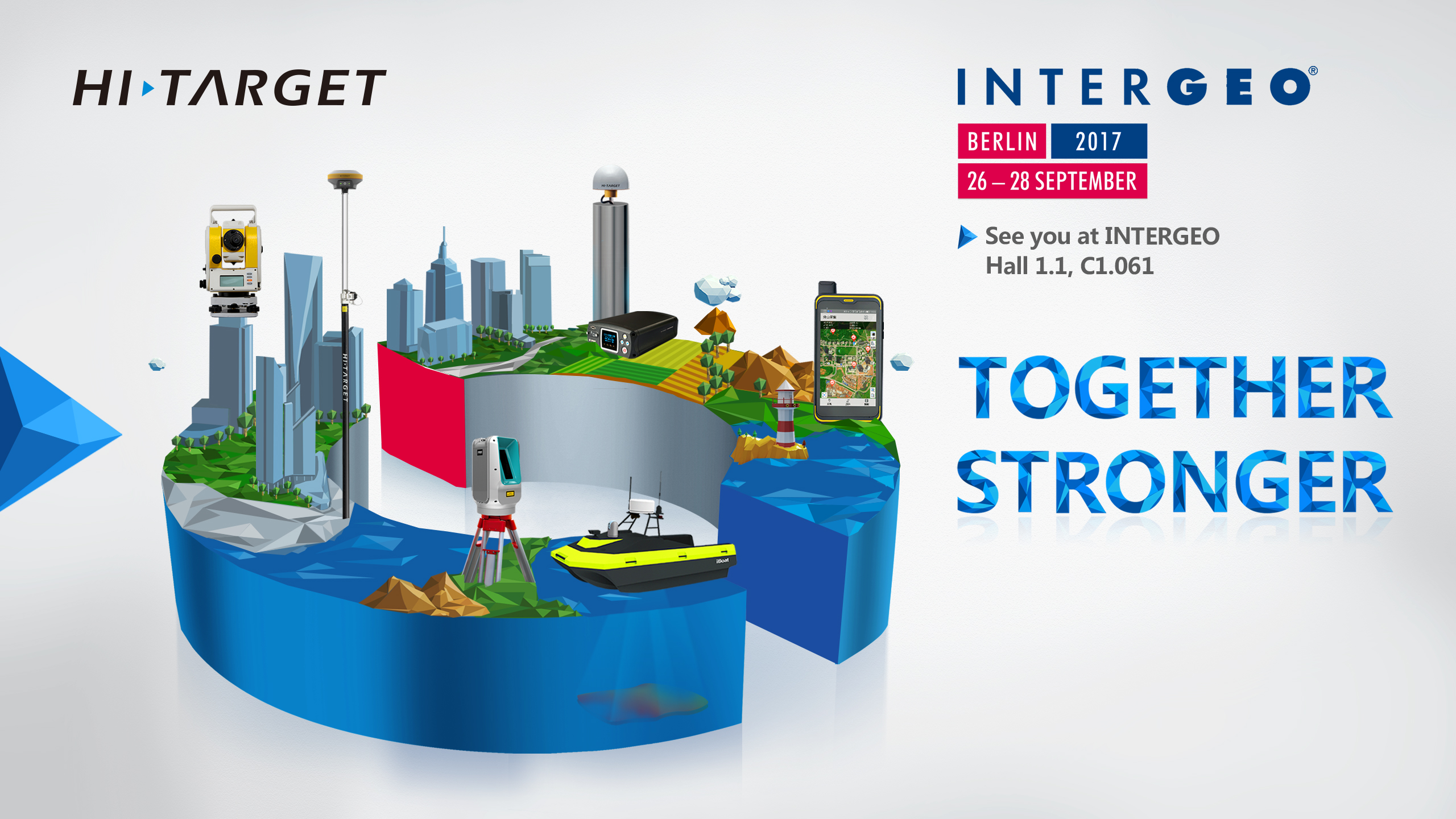 Hi-Target Intergeo 2017