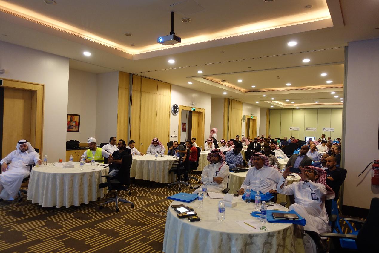 """20181105102811799 - """"Hi-Target in Your City"""" Seminar in Kingdom of Saudi Arabia"""