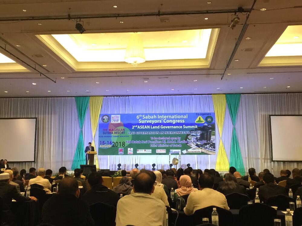 20180821014310591 - Hi-Target in The 6th Sabah International Surveyors' Congress
