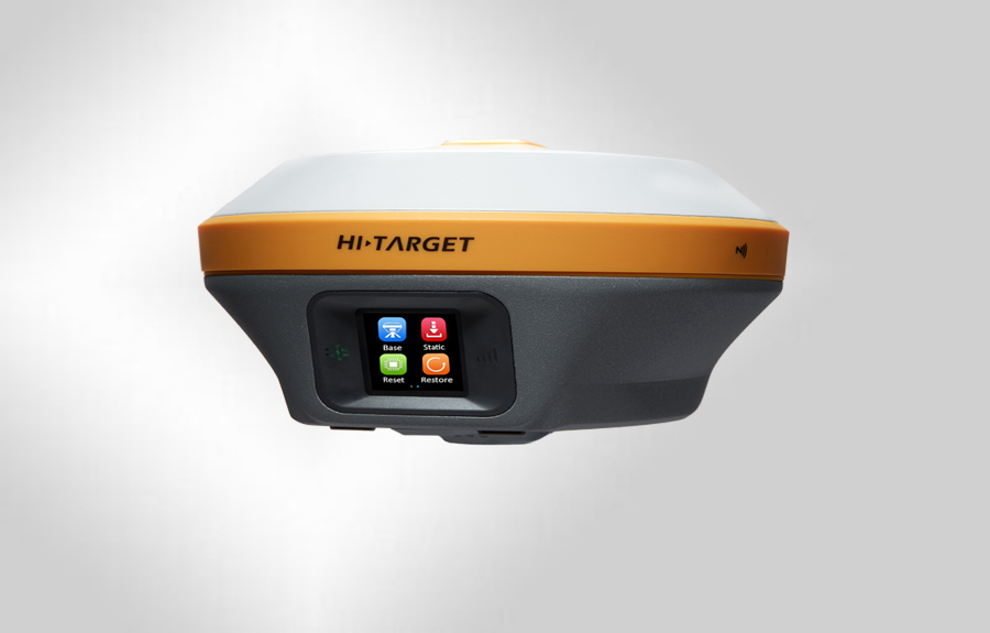 Hi-Target-Surveying the world,Mapping the future