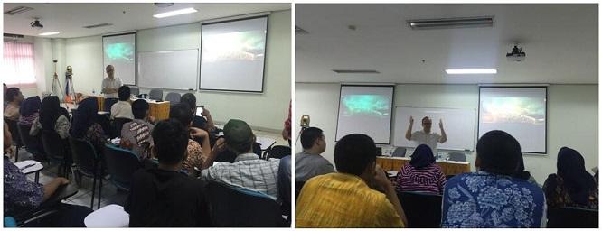 20160708040056802 - David Hu, VP of Hi-Target, visited National Land Affair Agency, user seminar and universities in Indonesia