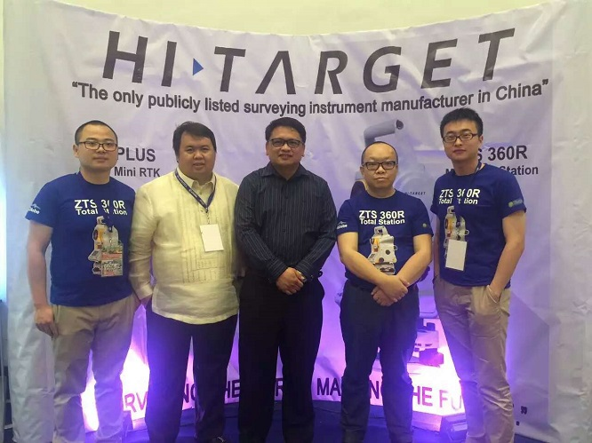 20160711044137080 - Hi-Target attended the 42nd Annual National Directorate Meeting and Convention of GEP