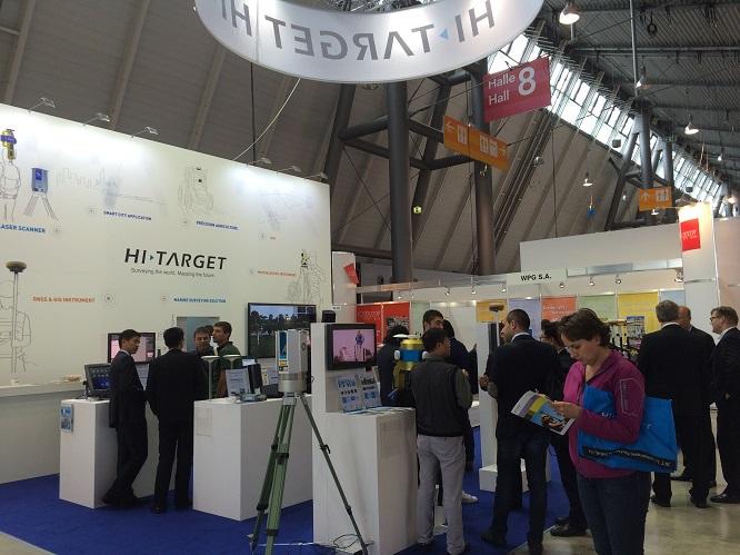 20160711101437050 - Hi-Target, at 2015 InterGEO &WDC