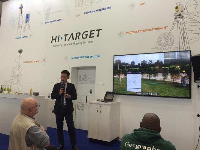 20160711101514627 - Hi-Target, at 2015 InterGEO &WDC