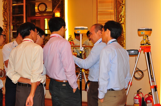 2016071110347755 - User Conference of Hi-Target Solutions 2015 Held in Ho Chi Minh City on July 10th, 2015