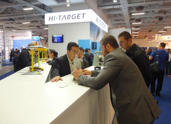20160711111629176 - Hi-Target presented at INTERGEO 20th in Berlin, Germany