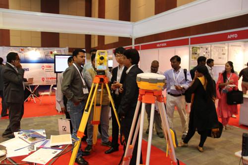 2016071111205404 - Hi-Target at India Geospatial Forum 2014