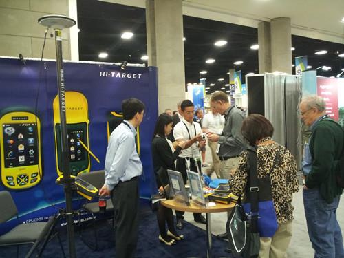 2016071111442175 - Hi-Target- ESRI International User Conference in America