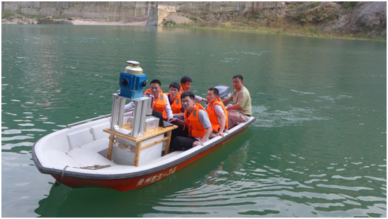20171220103736852 - Practical Application Of Hi-Target Mobile Mapping System In Hydrology