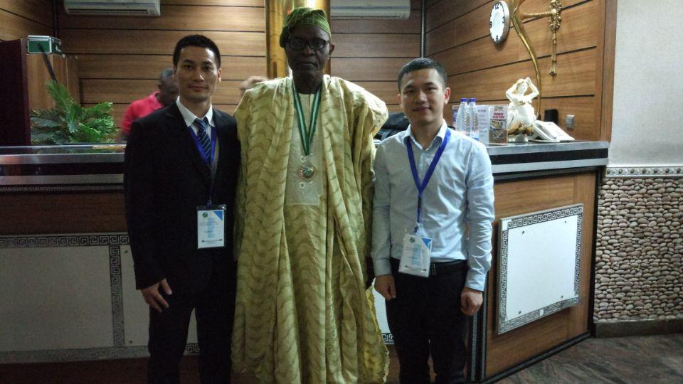 Hi-Target Nigerian Surveyors general meeting