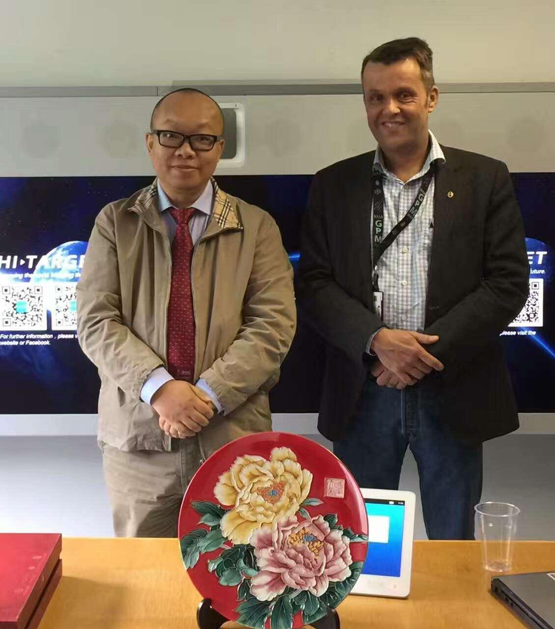 2017060702271557 - A visit to FGI, explore a future cooperation