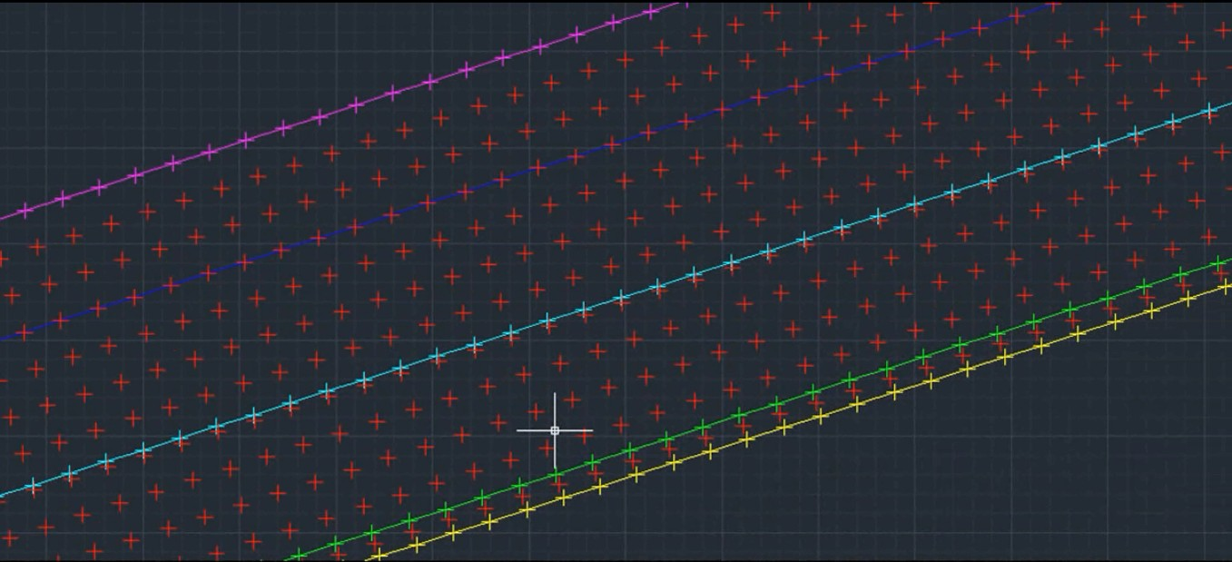 HiScan-S Feature points and lines extraction