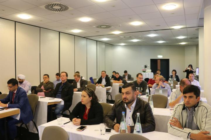 20170927020429647 - 2017 Worldwide Distributor Conference-Together Stronger