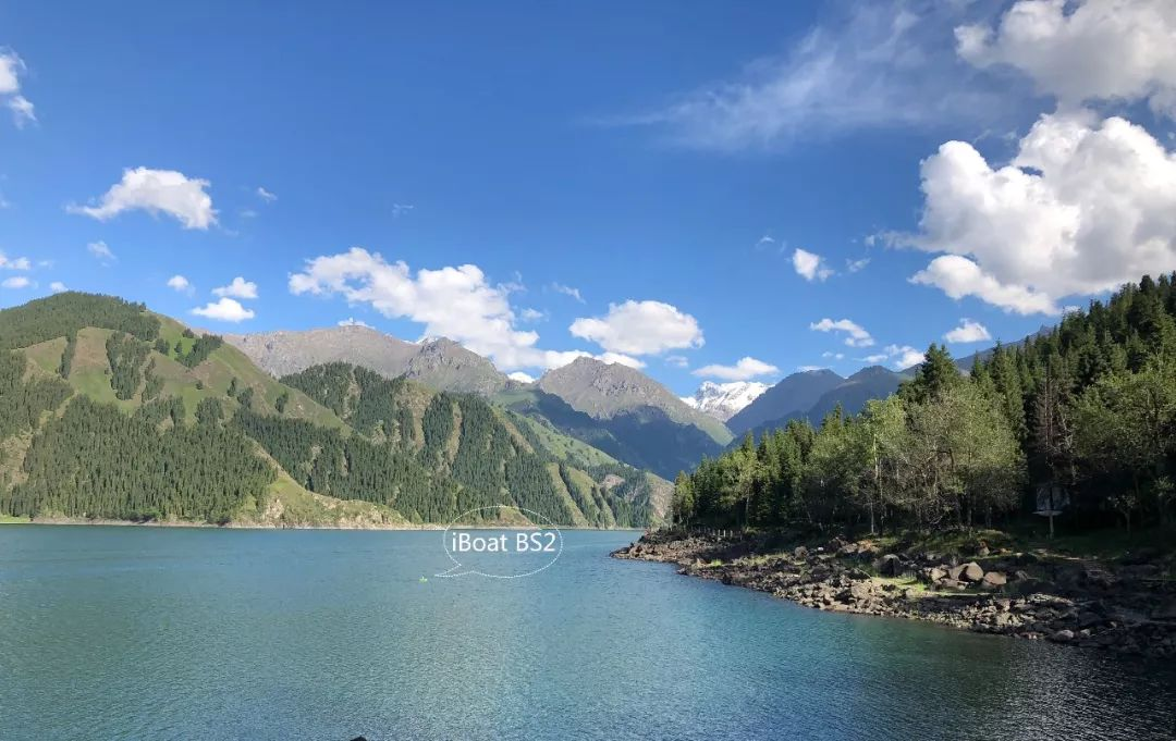 2018102509379769 - Over The Mountains High —iBoat BS2 Surveyed on Tianchi, a Lake 1,907 Meters above Sea Level