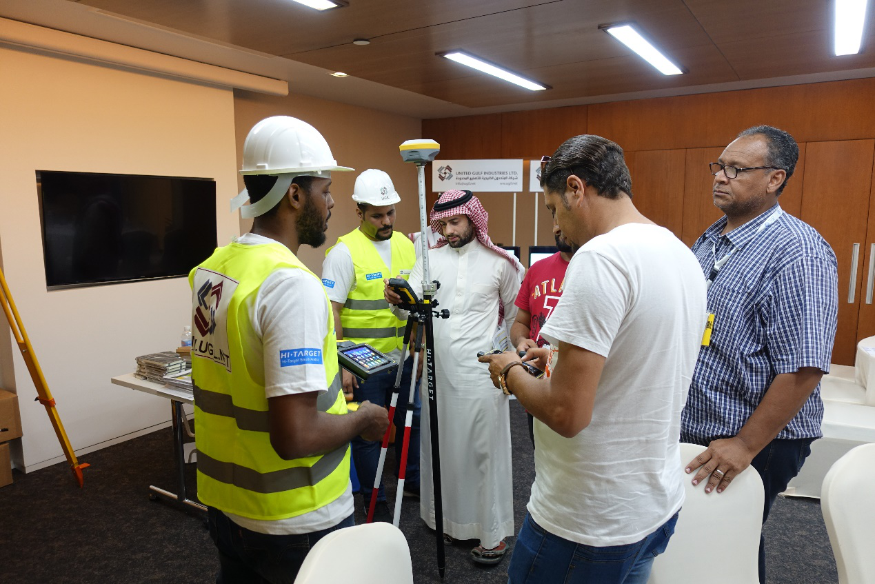 """20181105103113107 - """"Hi-Target in Your City"""" Seminar in Kingdom of Saudi Arabia"""