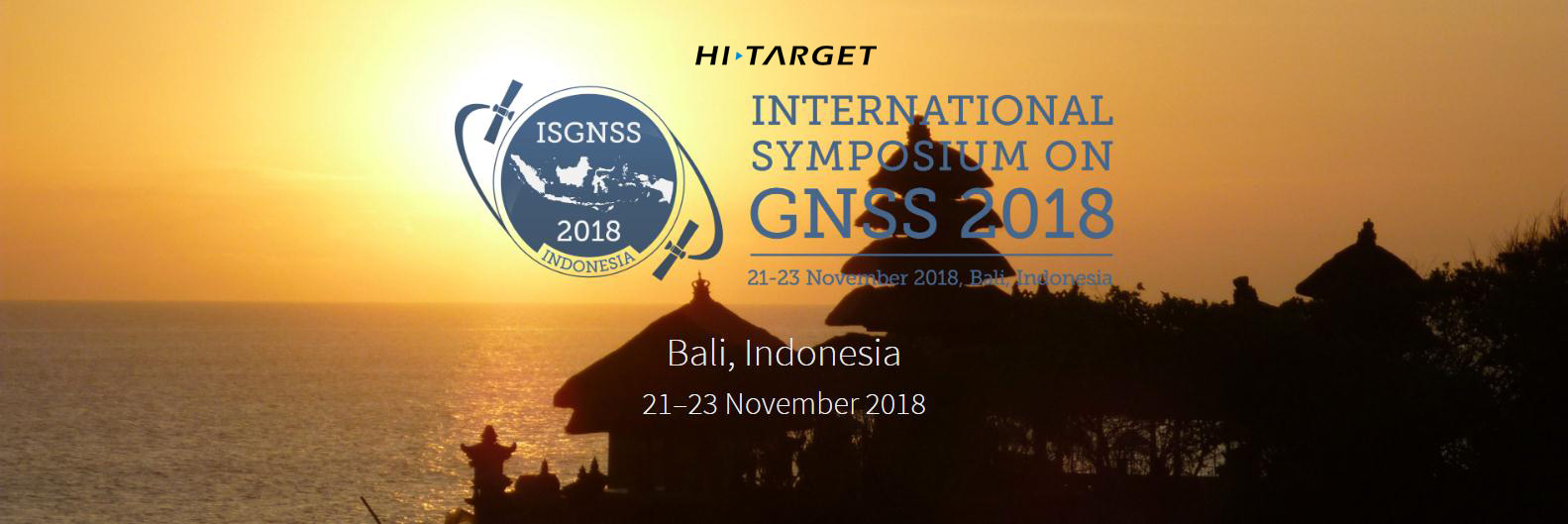 20181116040750398 - ISGNSS 2018 Will Take Place in Bali