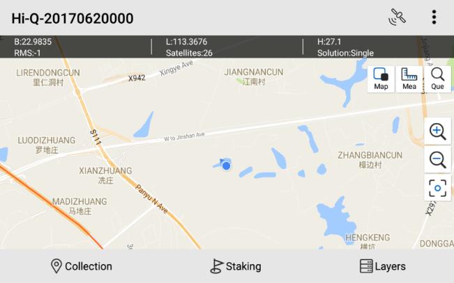 20180301102548189 - High Precision Handheld GIS Data Collector