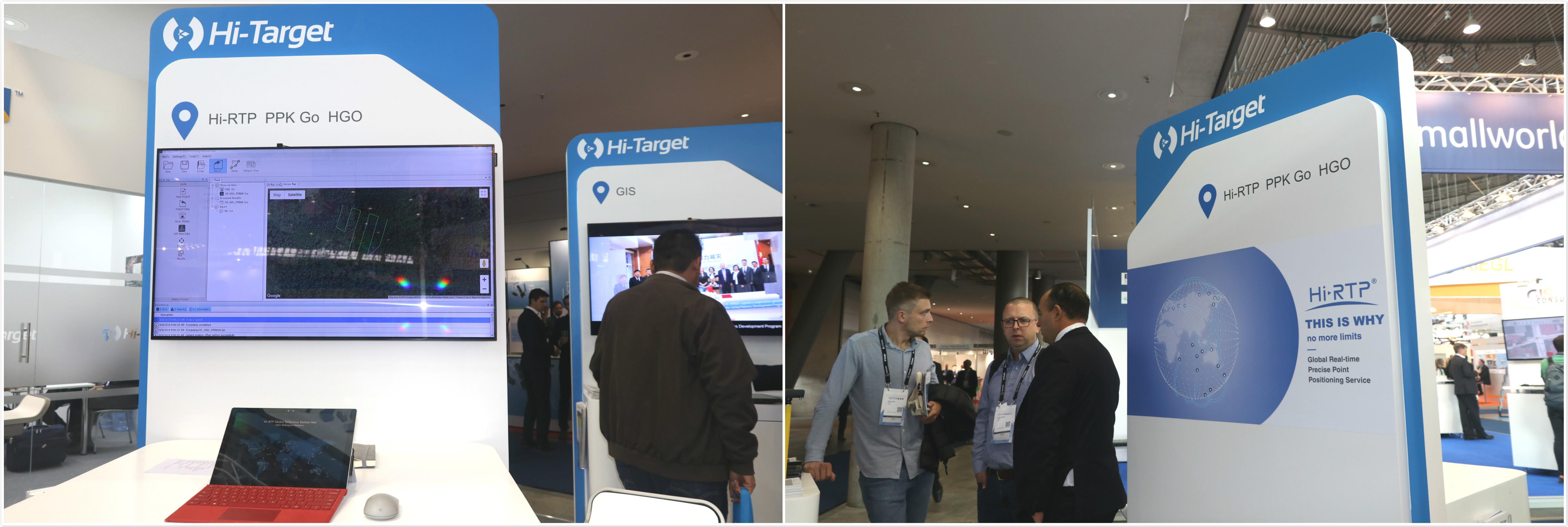 20191010025136564 - Hi-Target Participated at INTERGEO 2019 in Stuttgart, Germany