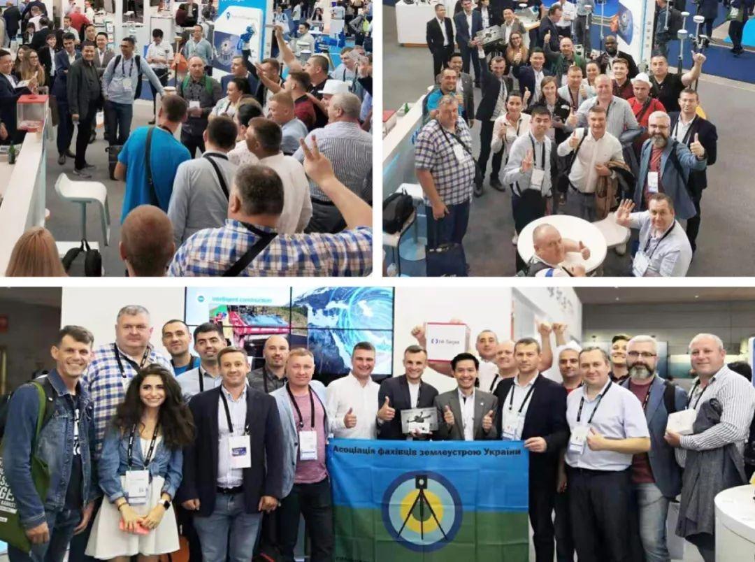 2019101002596900 - Hi-Target Participated at INTERGEO 2019 in Stuttgart, Germany