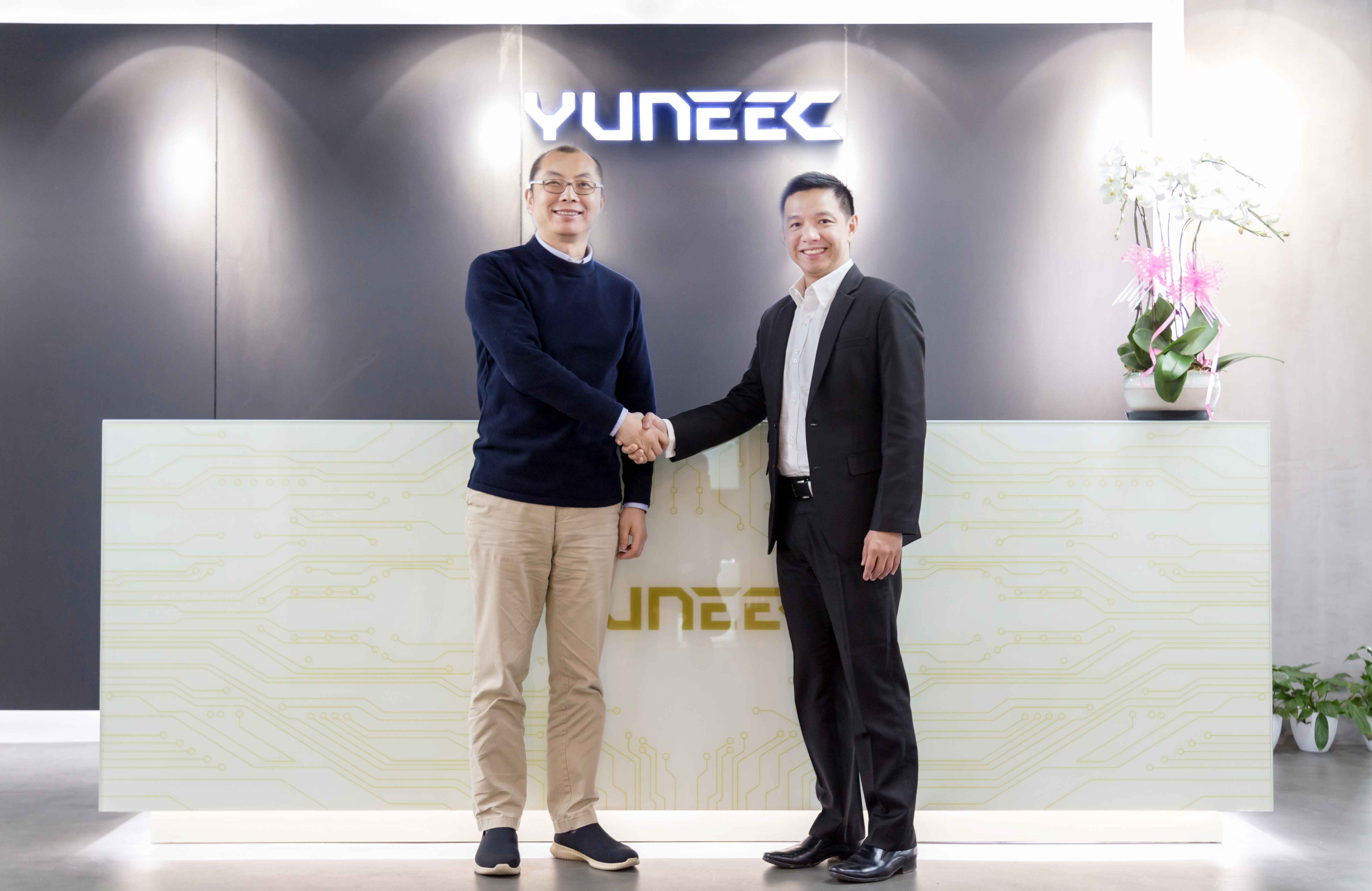 20190305021344516 - Hi-Target International Group Limited and Yuneec International Formed a Strategic Partnership Alliance to Provide Comprehensive UAV Solutions