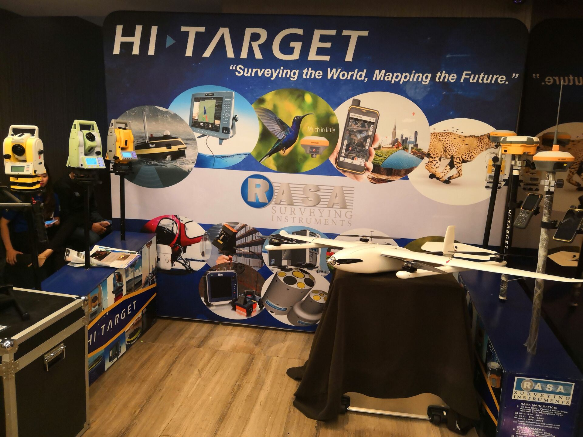 20190318054053966 - Hi-Target Participated in RASA Technology Forum 2019
