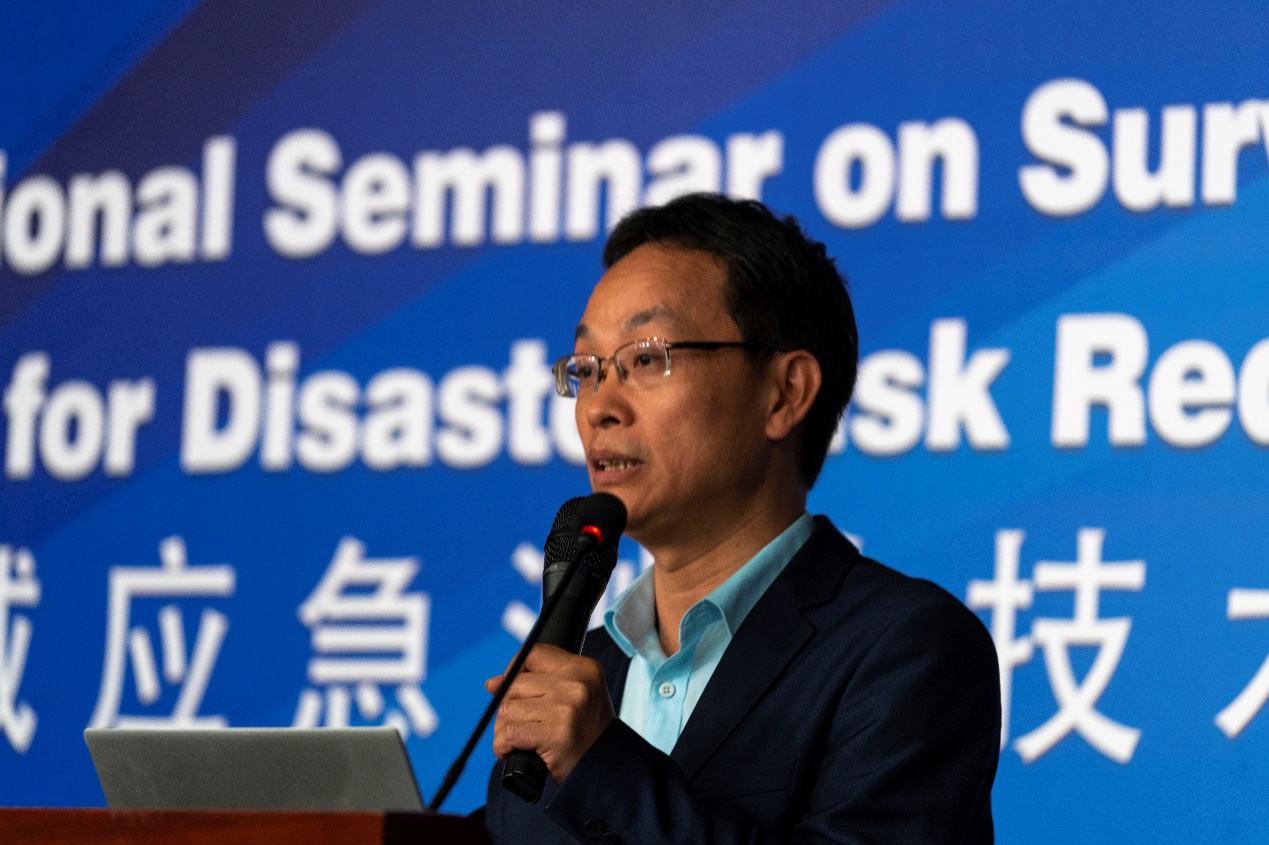 2019042505557079 - The International Seminar on Surveying and Mapping for Disaster Risk Reduction Held at Hi-Target's Headquarters