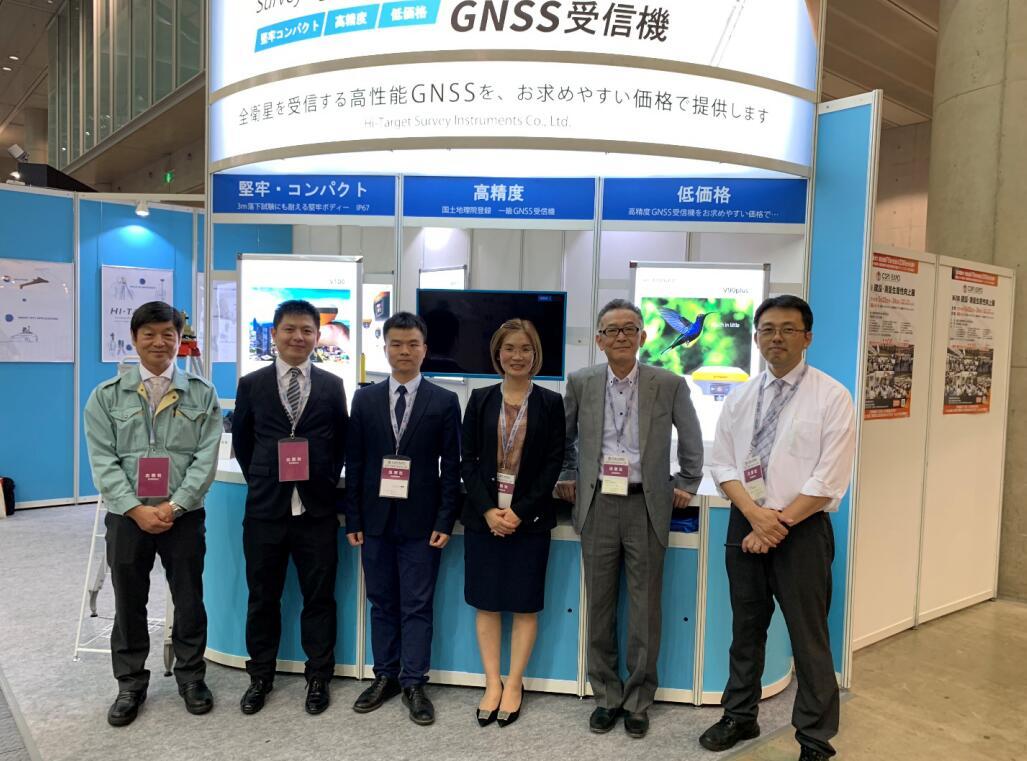 2019061111308736 - Hi-Target Attended CSPI Expo with Partner KOIZUMI Sokki