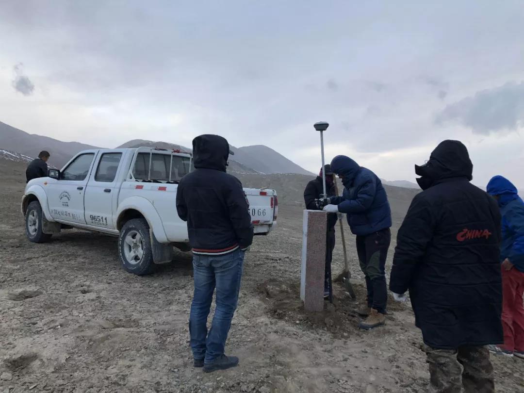 2019072411323876 - New iRTK5 Applied In Lop Nur No-Man's Land